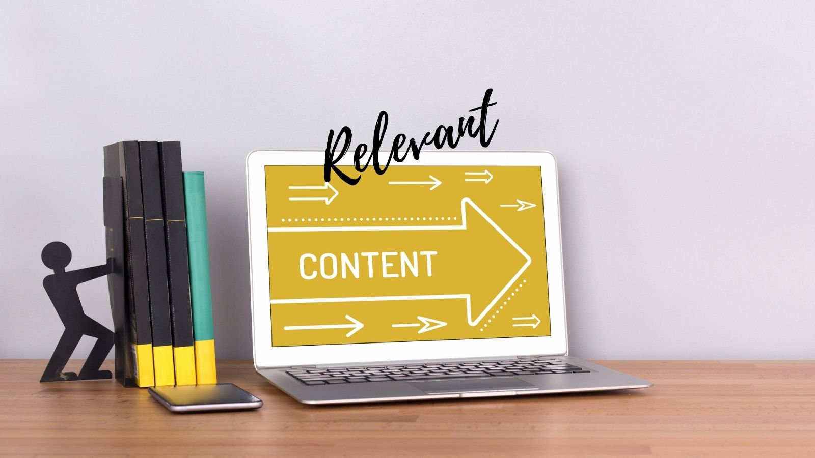 use relevant content in your marketing