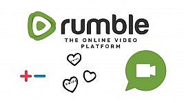 Rumble – The Online Video Platform You Need To Know More About