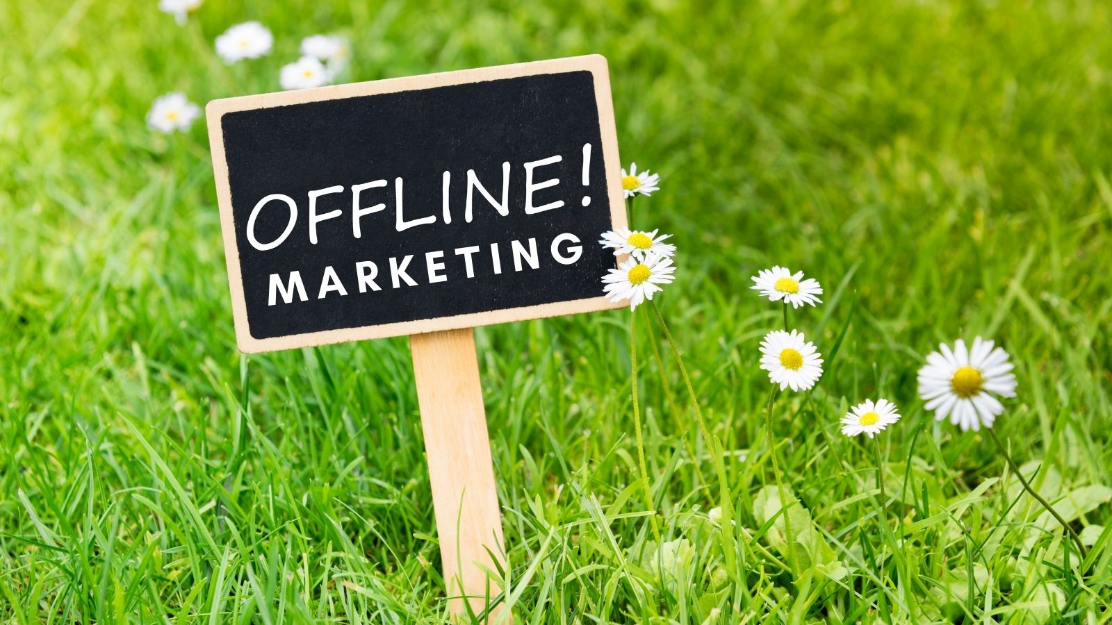 offline marketing