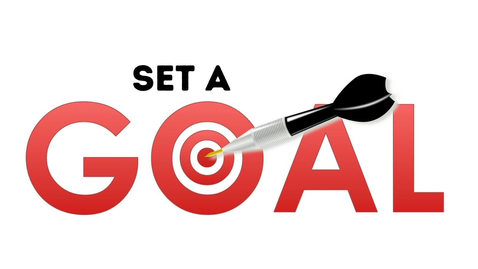 Your freelancer's goal setting process starts with setting a goal
