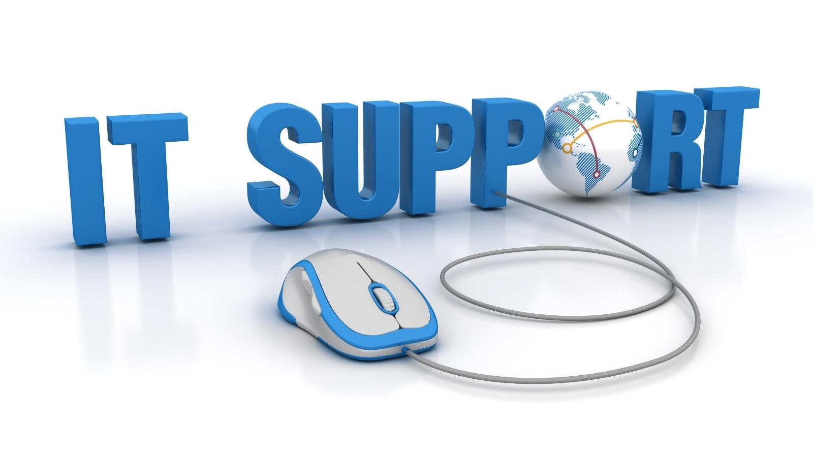 IT support for computer support at home