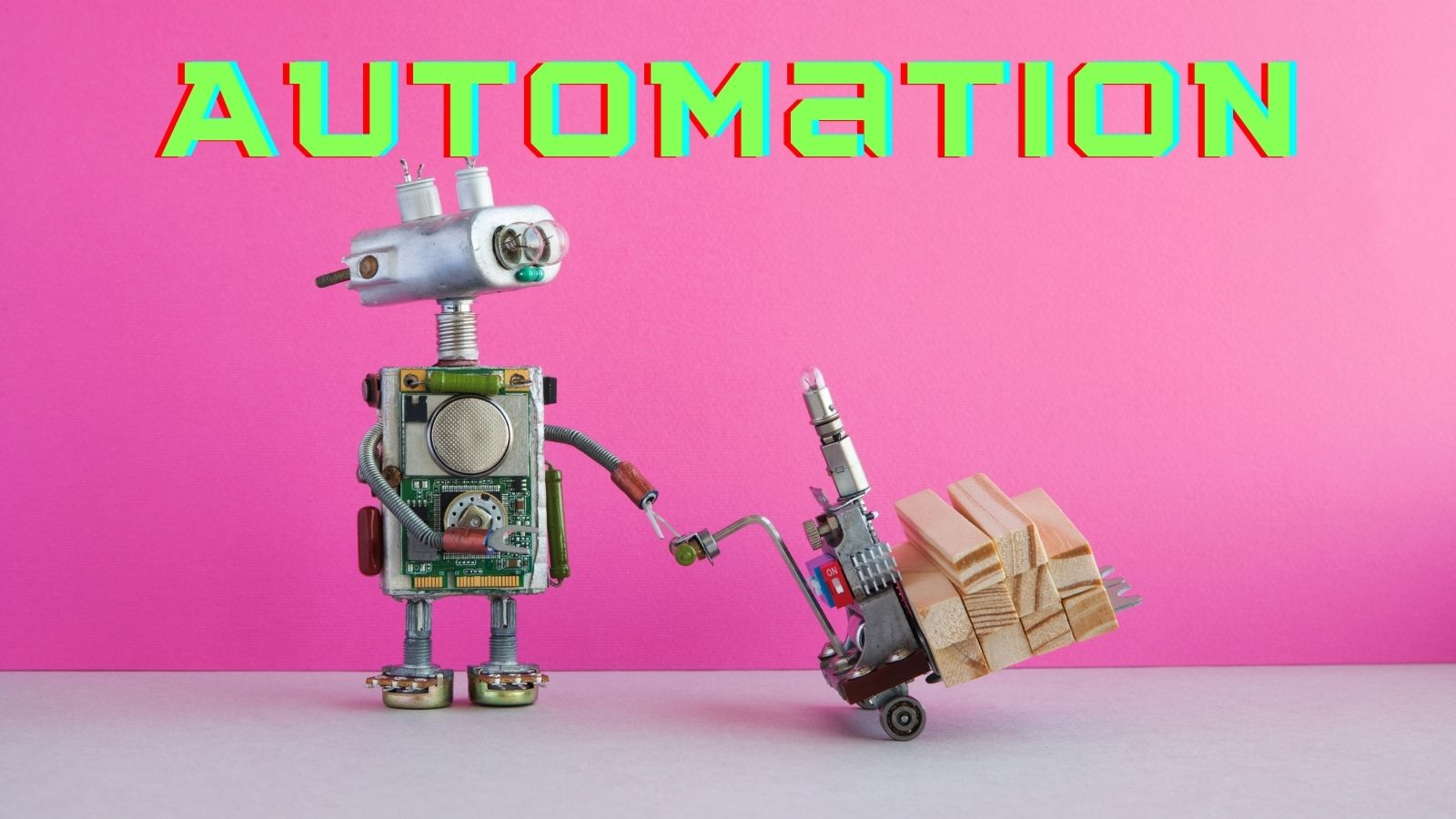 automation saves you time