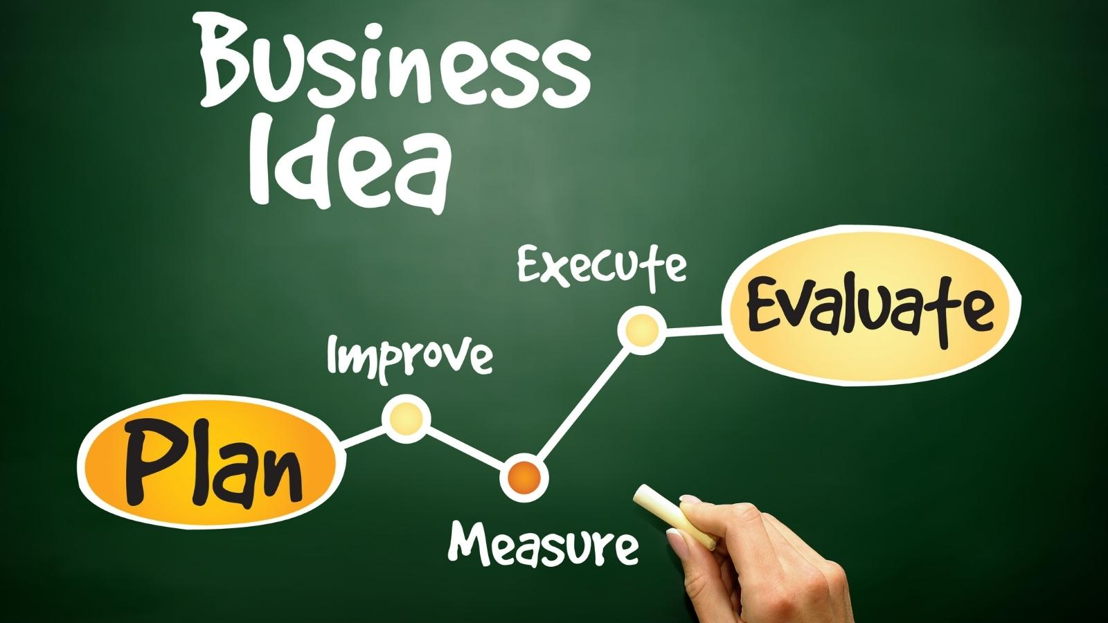 execute your business idea now