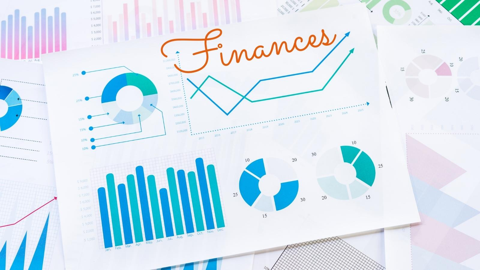 work the finances for your business