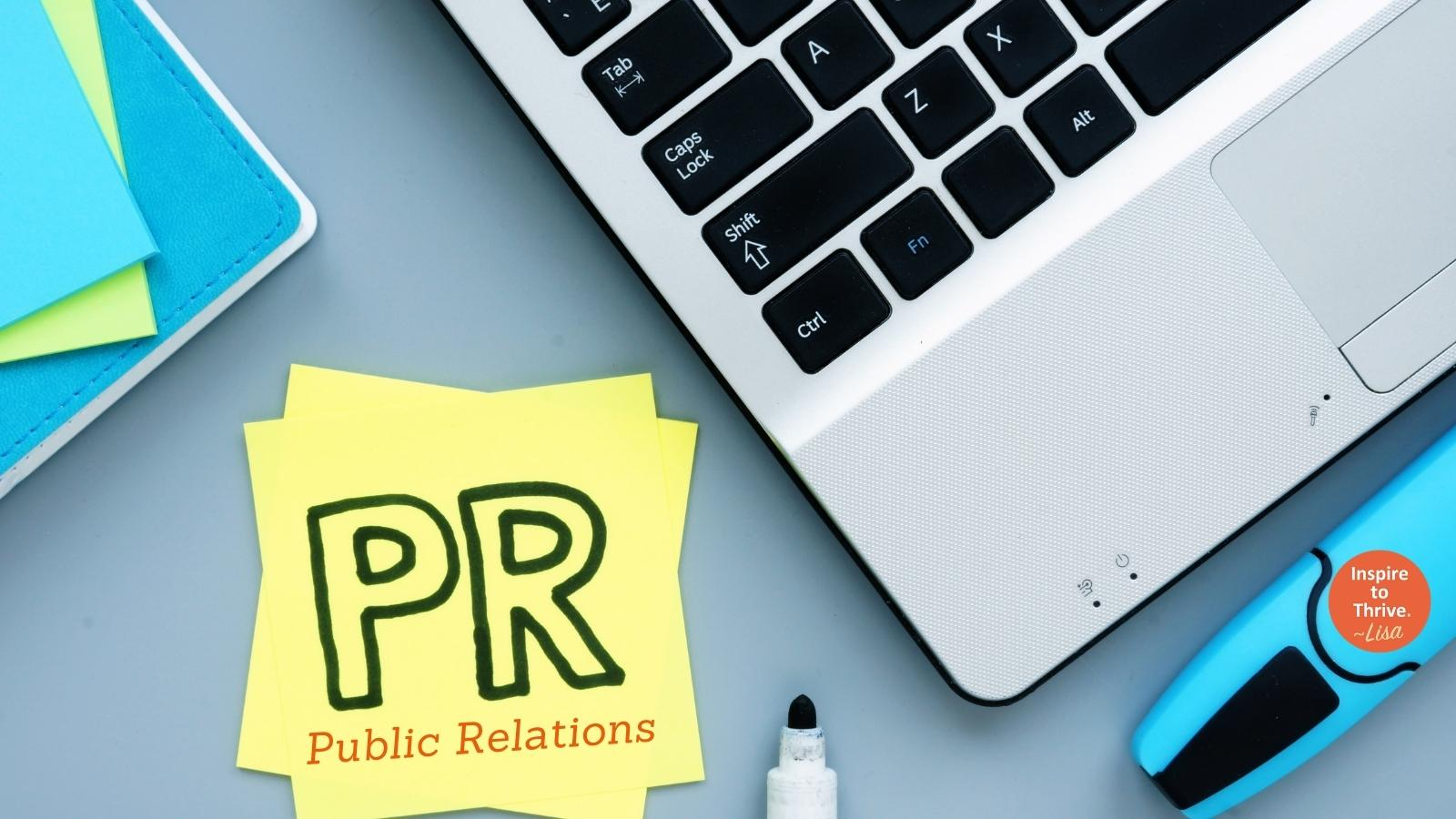 introduce your small business with public relations
