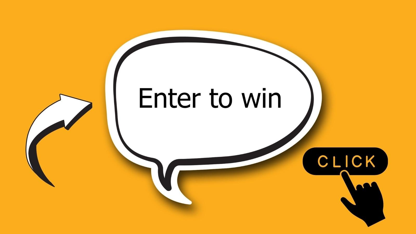 enter to win on your blog