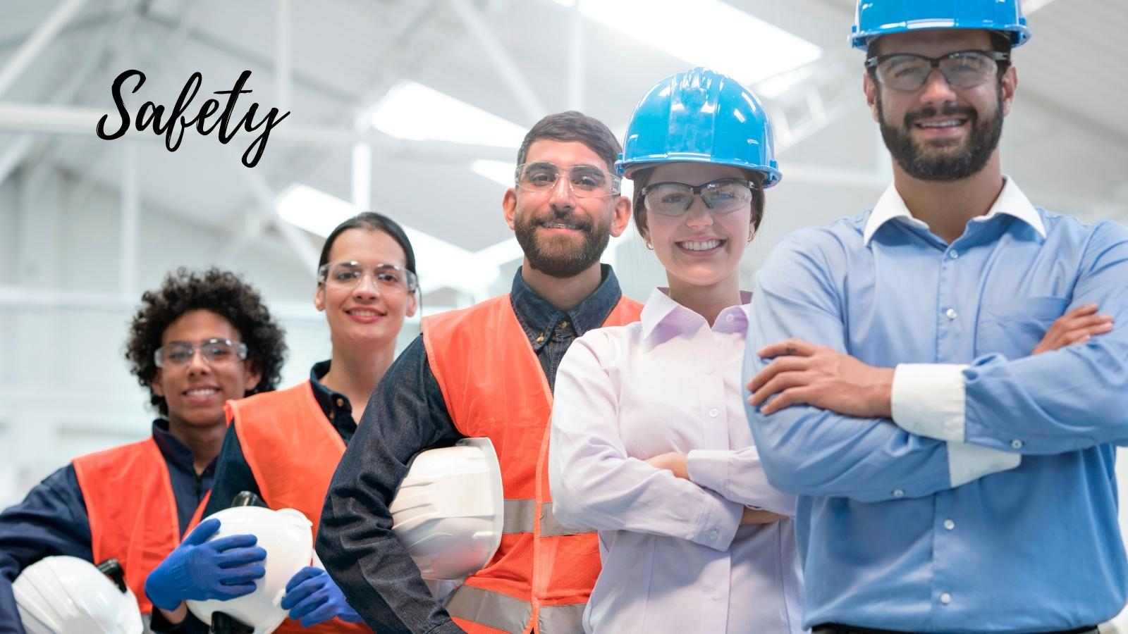 safety to make your business better for your employees