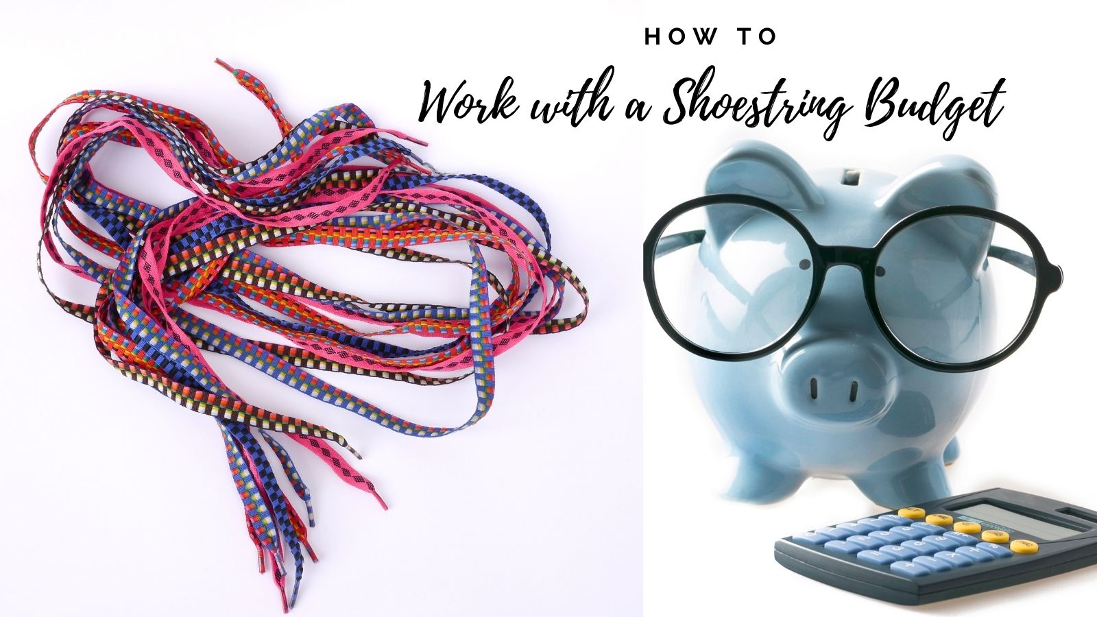 start your new business on a shoestring budget