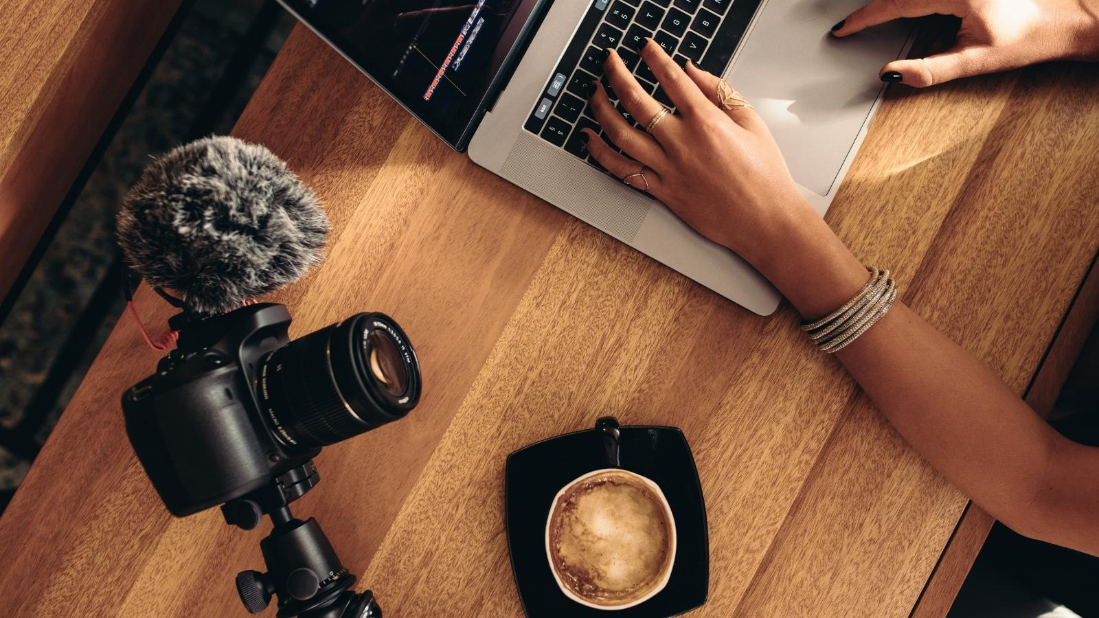 vlog editing to increase your vlog's production