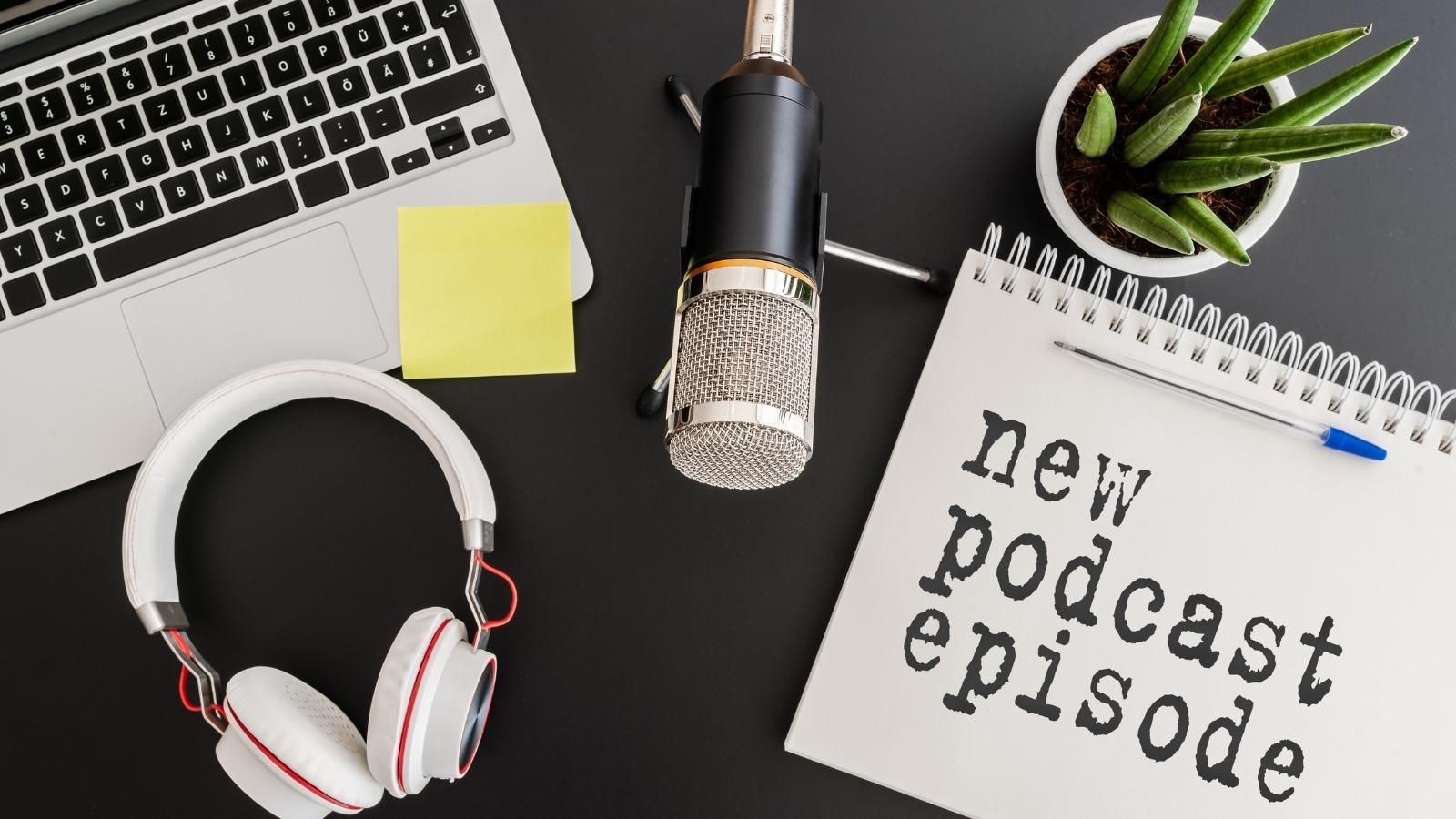 new podcast episode