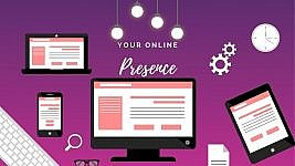 Your Online Presence – What To Think When Building It