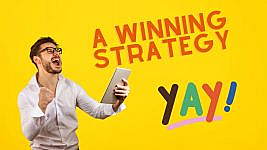How to Let Your Winning Marketing Strategy Work for You