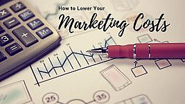 15 Clever Ways to Reduce Your Marketing Costs for Your Blog or Biz