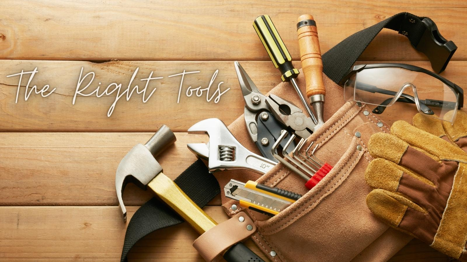 the right useful tools for your business or home