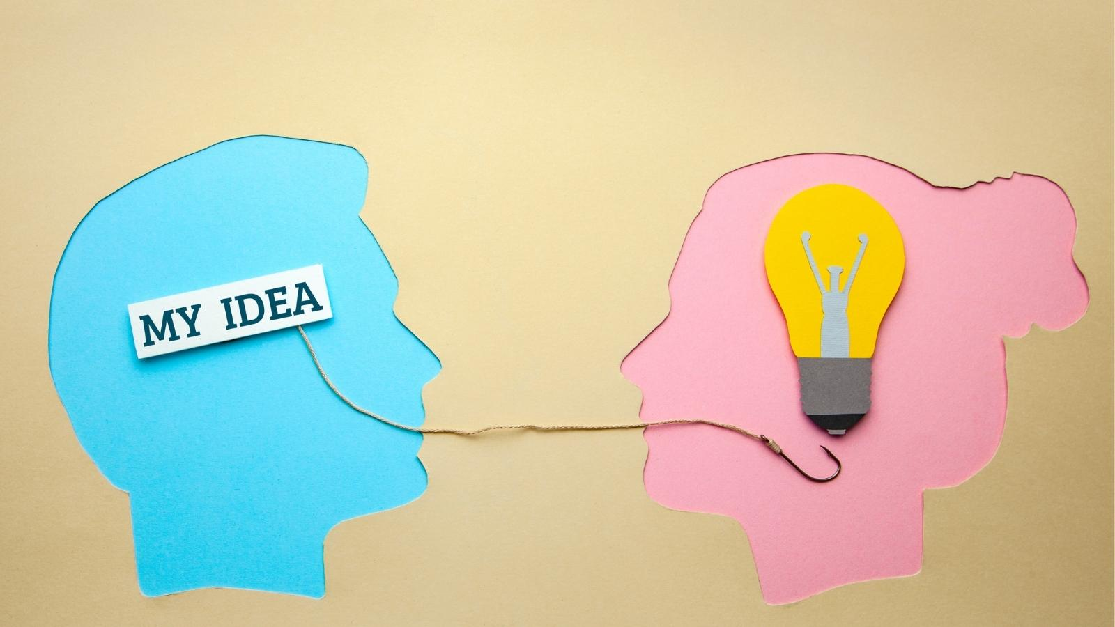 What To Do When Someone Steals Your Blogging Ideas